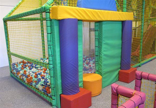 © Ljungby kommun Turistbyrå, Buslandet: Indoor Kinderspielplatz