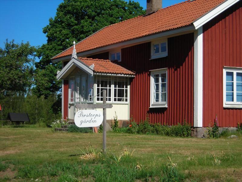 Guidning på Perstorpsgården Bolmsö