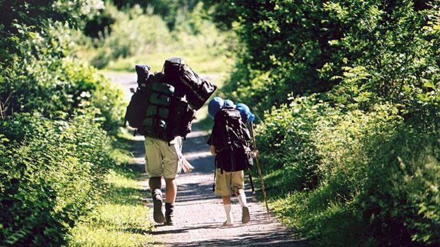 Walking trail - Eriksberg
