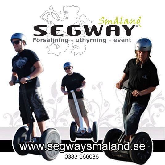 Segway Småland