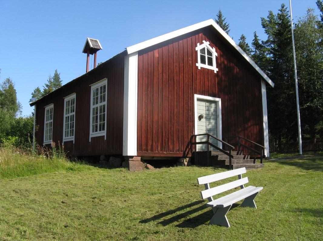 © Kramfors kommun, Berghamns kapell