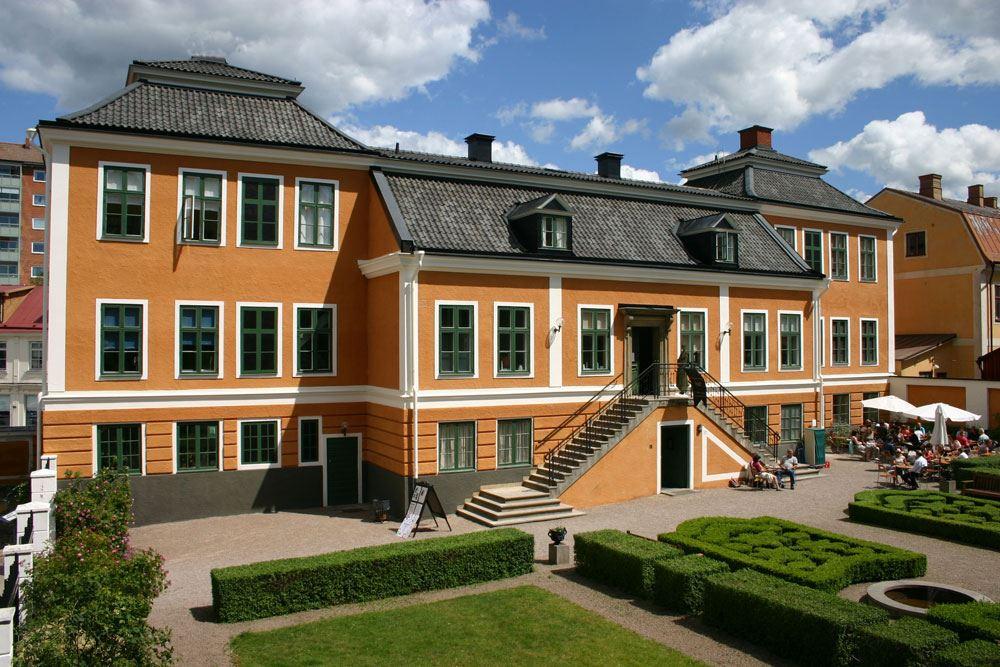The Baroque Garden - Grevagården