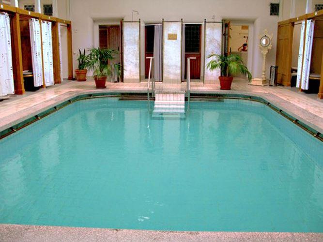 Karlskrona's public swimming pool