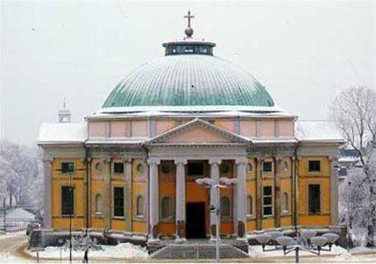Trefaldighetskyrkan - Tyska Kyrkan