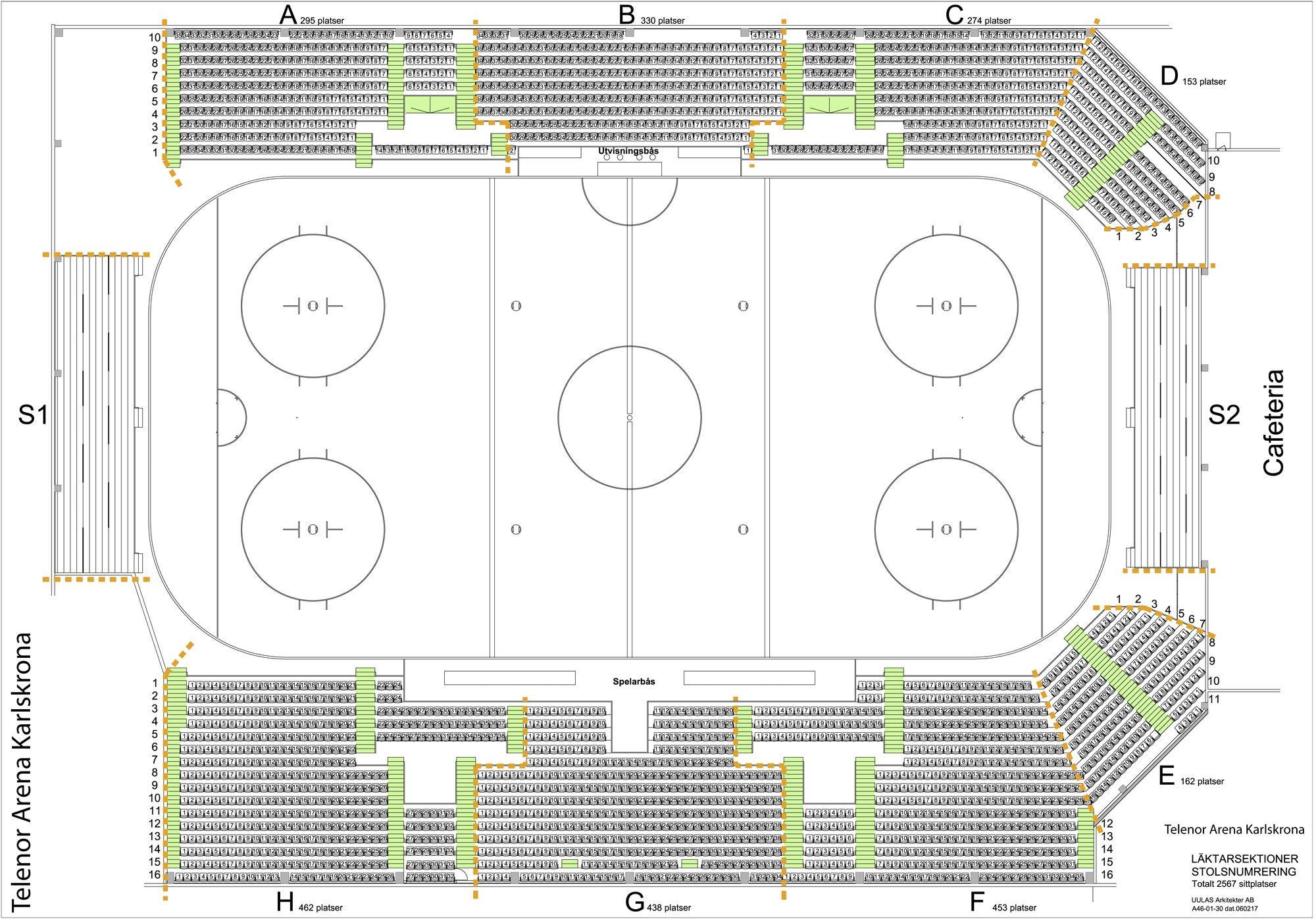 ABB Arena Karlskrona
