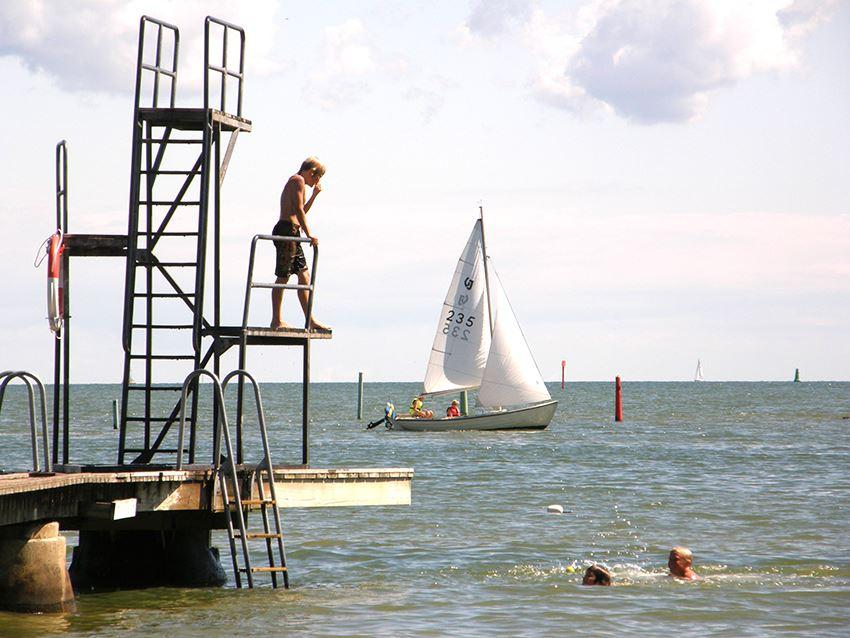 Havslätts strandbistro