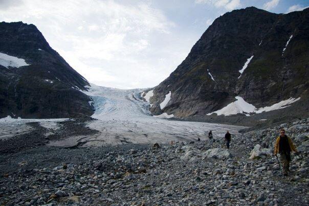 Glacier Walk – Active Tromsø