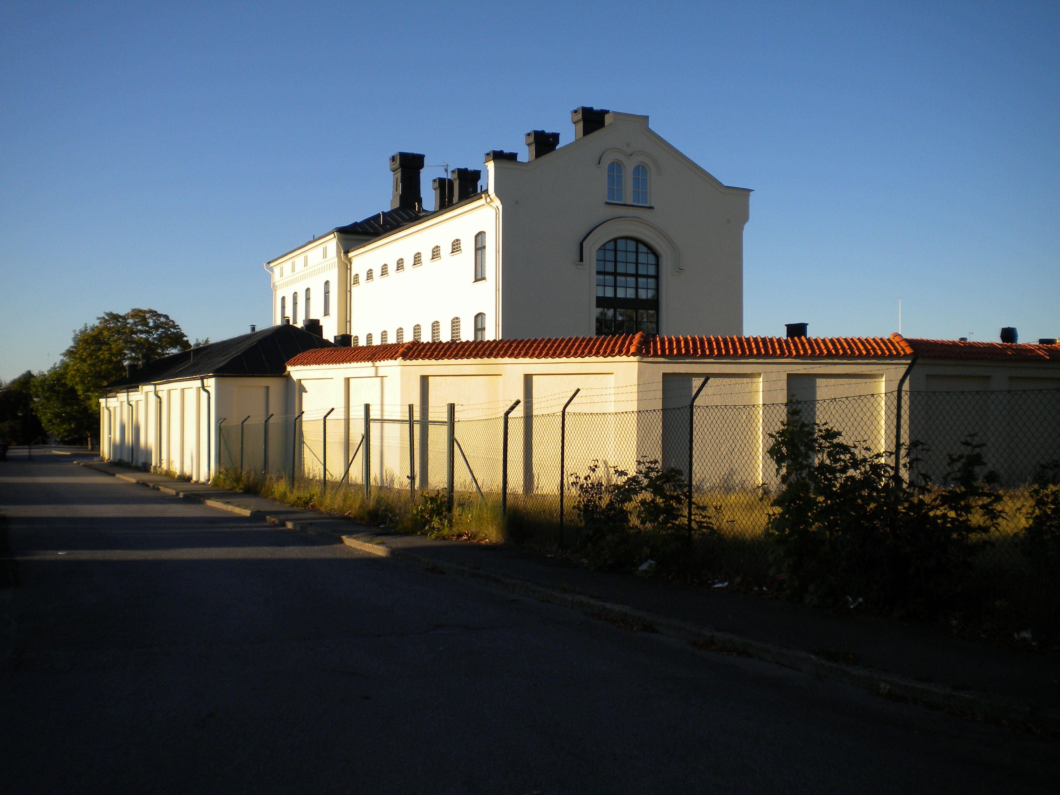 HOTEL FÄNGELSET
