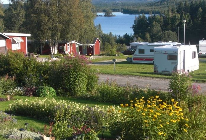 Storsjö Camping & Trädgård