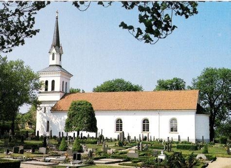 Listerby kyrka