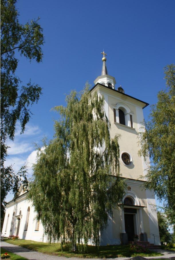 © Kramfors kommun, Styrnäs Church