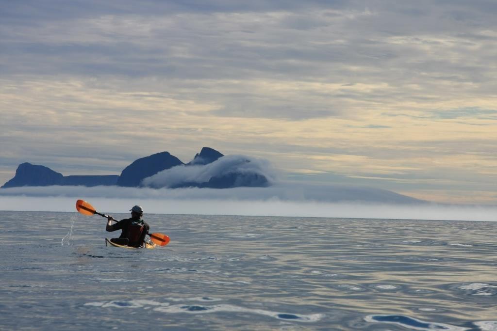 Seakayak trips in Lofoten