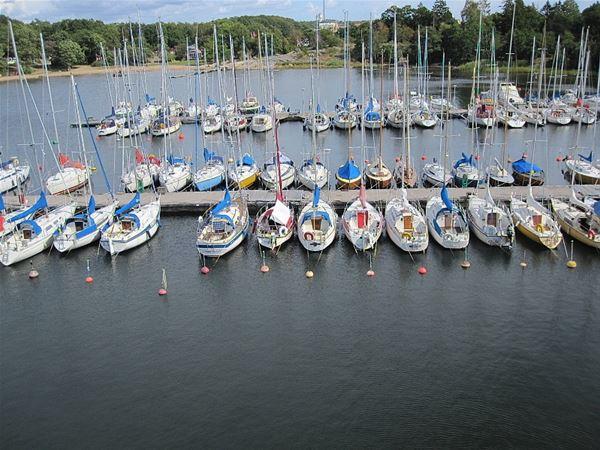Guest harbour Dragsö Utkik