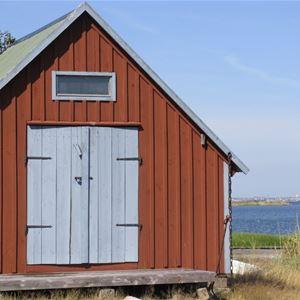 Gästhamn - Hallahamnen, Hasslö