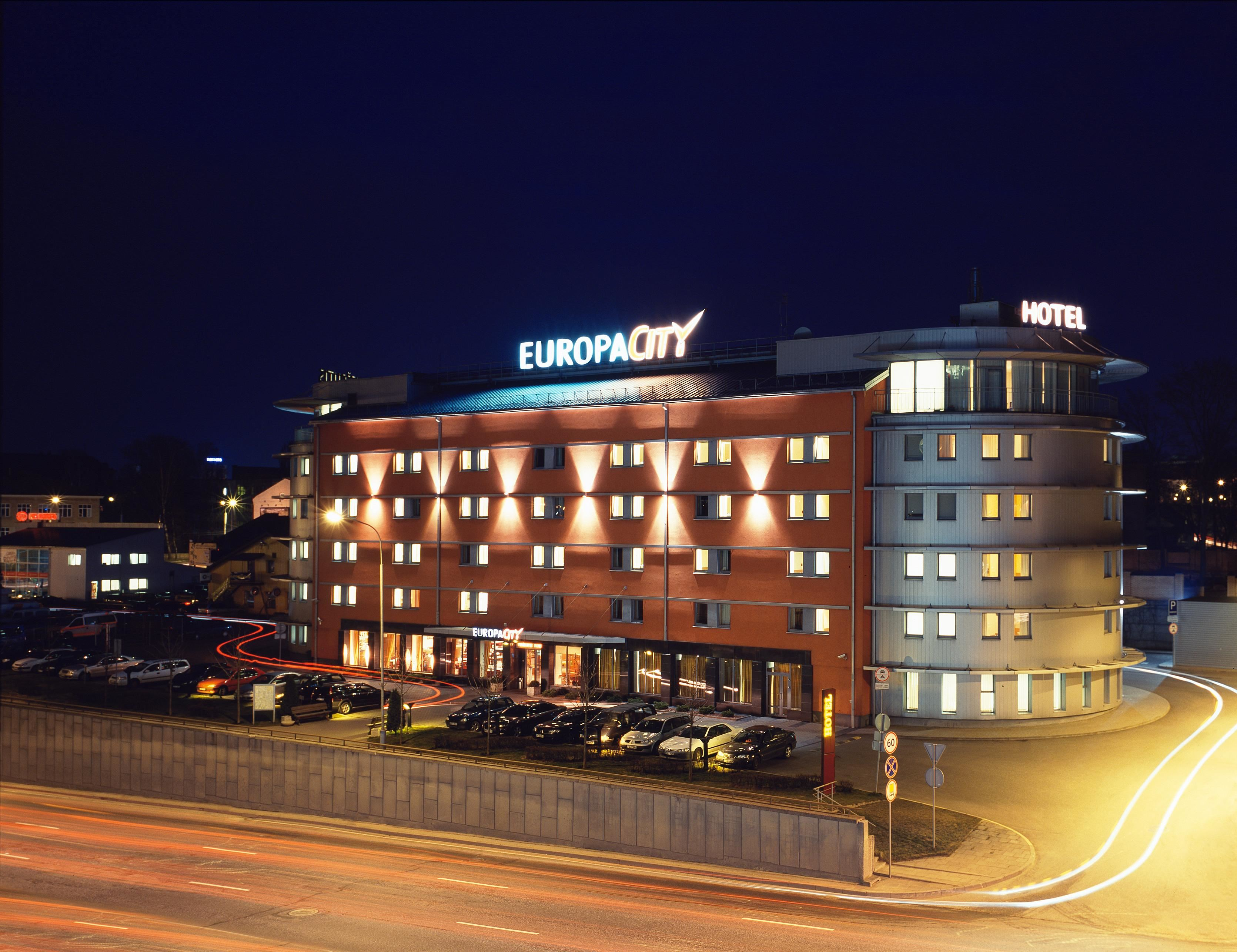 Europa City Vilnius Hotel