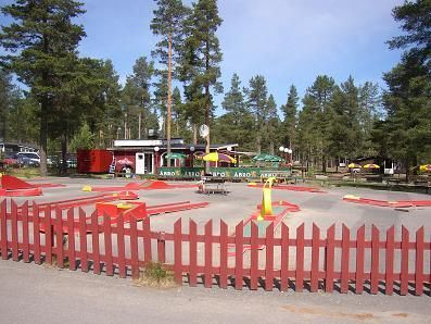 Bergafjärdens Camping & Havsbad/Stugor