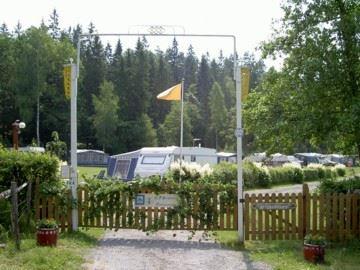Snapphanen Störsavången Naturistcamping