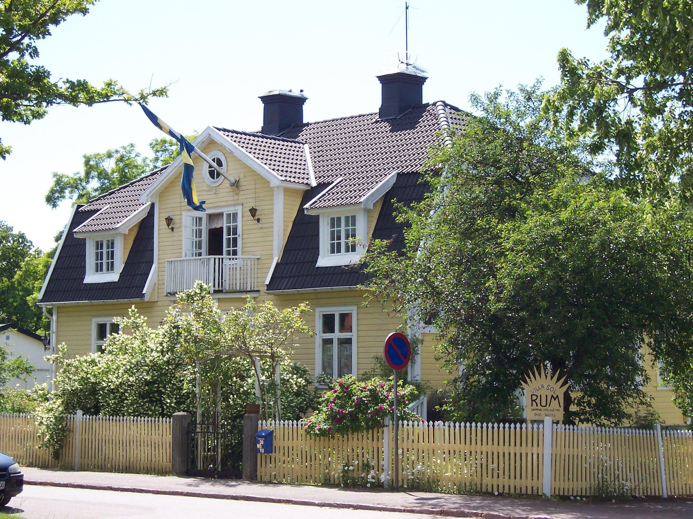 Villa Sol SVIF Hostel Borgholm, Öland
