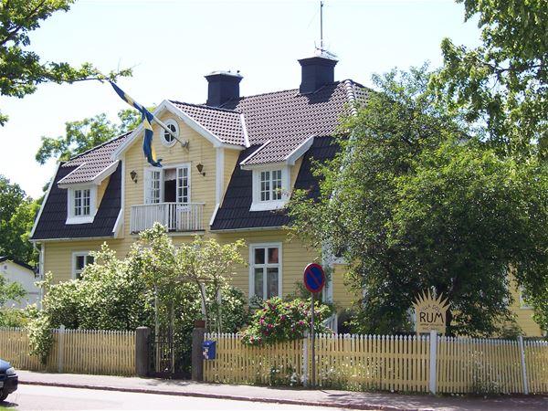 Villa Sol & Villa Ekebo SVIF Hostel Borgholm, Öland