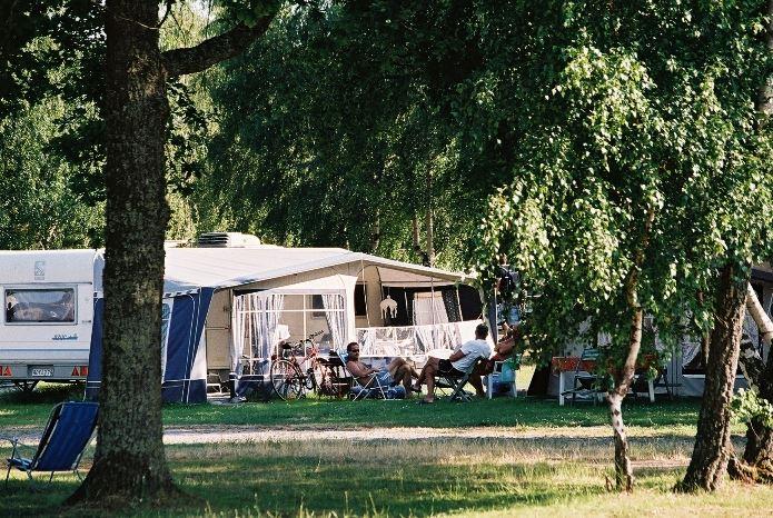 Kronocamping Saxnäs/Camping