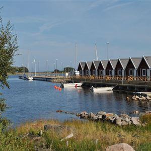 RV parking - Sandhamn marine