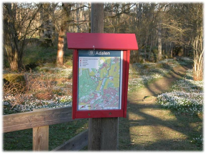 Hiking trail - Ådalen