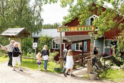 Degerfors Kvarn, Vindeln, Solviskvägen 11, 92291 Vindeln