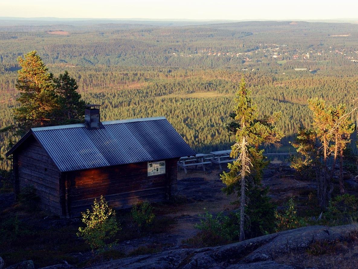 Balbergets Naturschutzgebiet