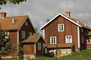 © Smålandsbilder, Kulturreservatet Åsens by