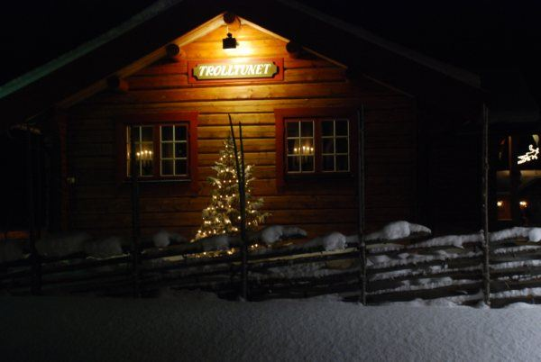 Trolltunet- Hotel