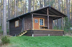Klas,  © Umeå turistbyrå, Klas stugby