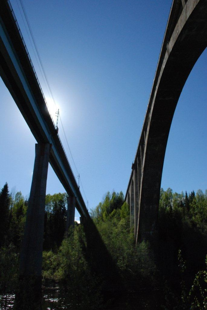 © Nordmalings kommun, The Tallberg Bridges