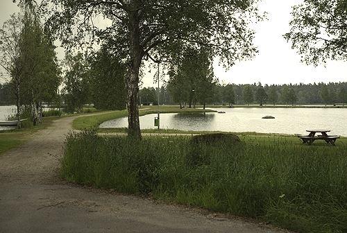 Kyrkviken, Linneryd