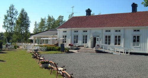 Njut av maten på Skeppsviks Herrgård