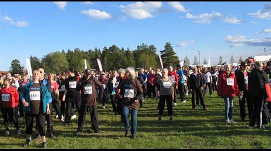 Umeå turistbyrå,  © Umeå turistbyrå, Blodomloppet