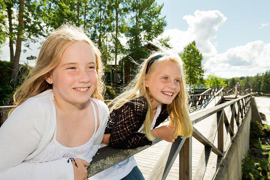Calle Bredberg,  © Umeå turistbyrå, Vindelforsarna bro