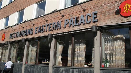 Eastern Palace och Tea House