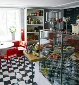 Café Sergel - Bed & Breakfast. Lindshammar