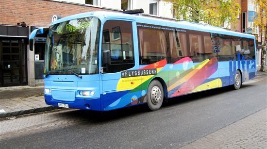 Flughafenbus