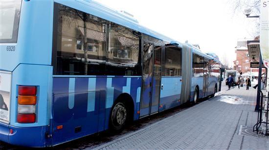 Lokalbuss i Umeå