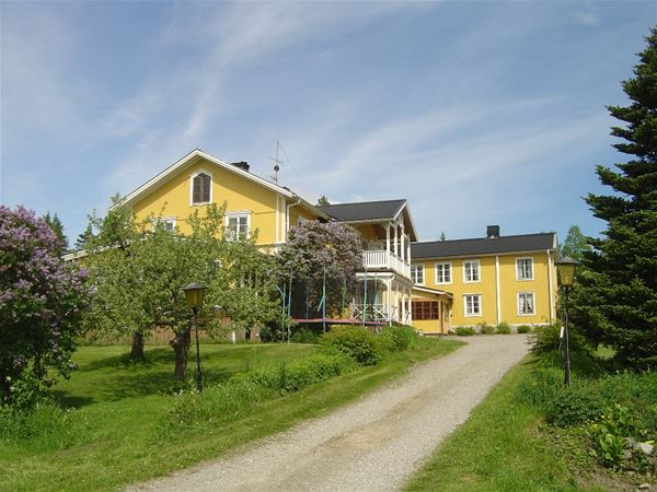 CEU,  © CEU, Nygårdens Bed & Breakfast, Harmånger