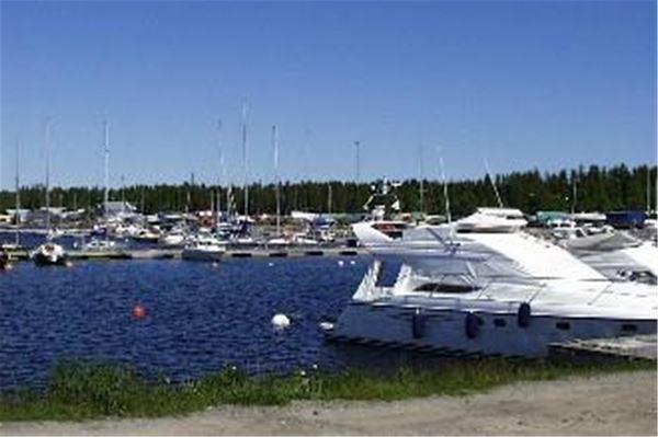 Patholmsviken Guest harbour