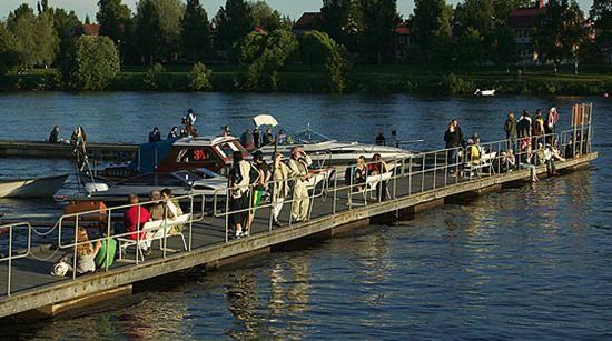 Umeå Guest jetty