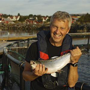 Design Alkymisten AS, Møt laksen på Norsk Havbrukssenter