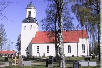 Bjurholms kommun,  © Bjurholms kommun, Bjurholms Kirche