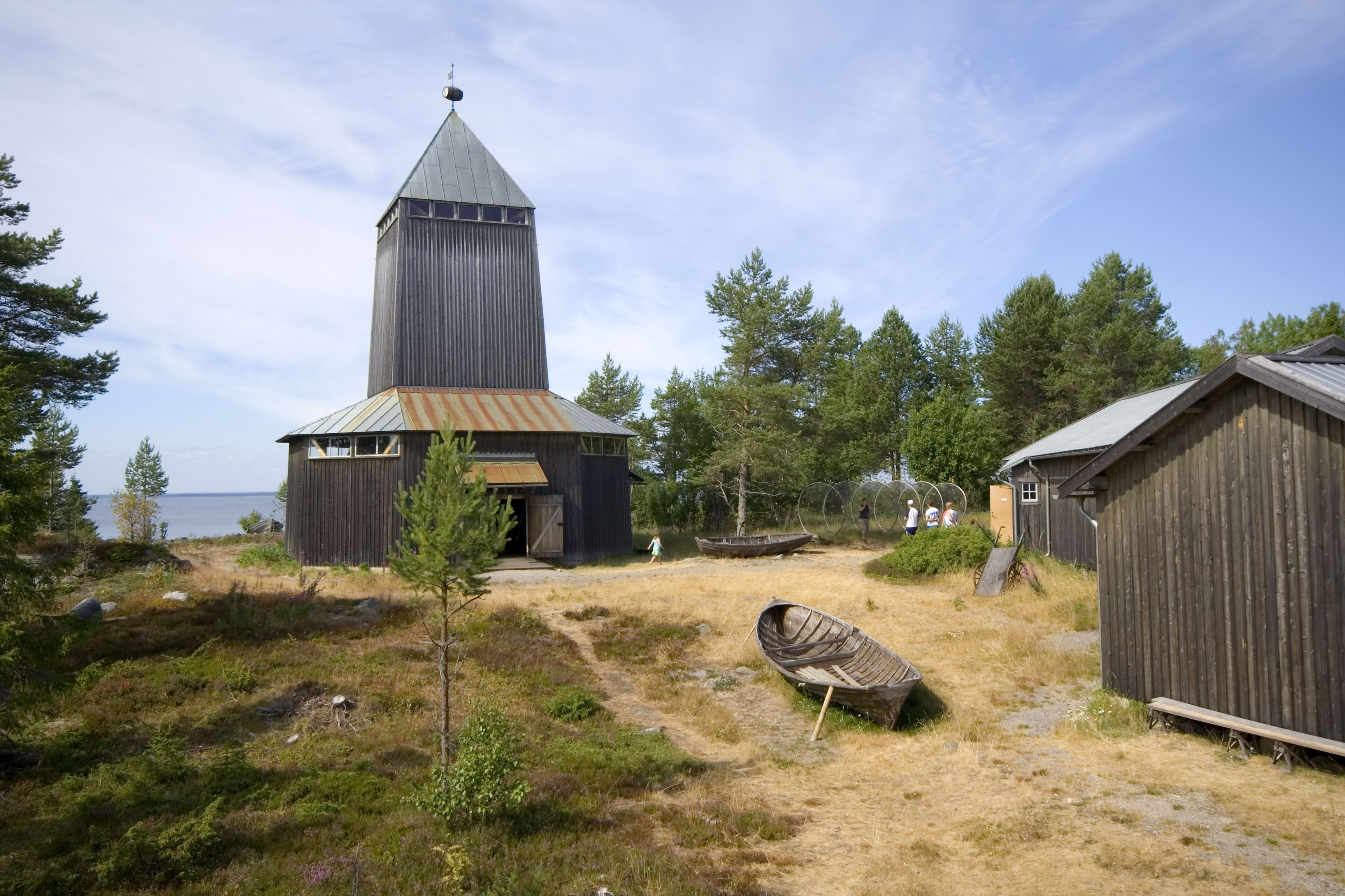 Holmön naturereservatory