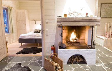 6+1-bed cottage Skarven incl. set of linen and final cleaning