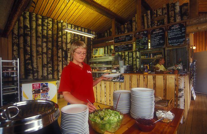 Das Elchhaus, Restaurant