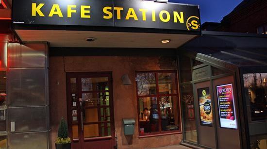 Kafé Station