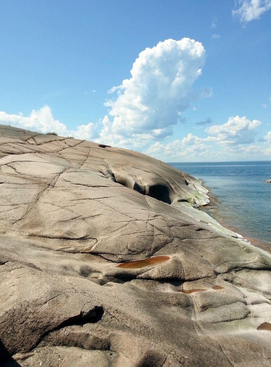 Blå Jungfrun - nationalpark